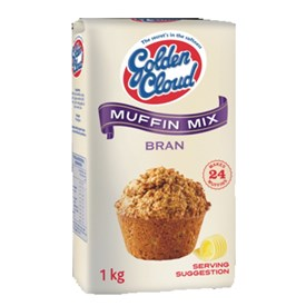 Golden Cloud Bran Muffin Mix